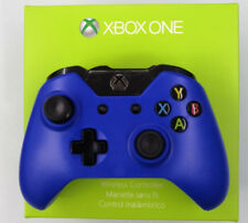 New Microsoft XBOX ONE Gamepad Wireless Game Controller Blue