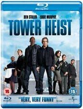Tower Heist 5050582868807 Blu-ray Region B
