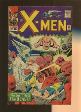 X-Men 15 VG 4.0 * 1 Book Lot * 1st Master Mold! Stan Lee! Jack Kirby! Jayt Gavin