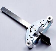 """Belt Grinder D-backing plate for 2x72"""" knife making grinder with wheelss COMPLET"""