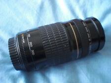 Canon EF 75-300mm F/4.0-5.6 II USM Ultrasonic EF Zoom Lens