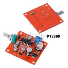 15V PT2399 Microphone Reverb Plate Reverberation Board No Preamplifier Function