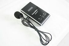 195-230MHz Microphone Wireless Tour Guide System,Teaching Single Transmitter
