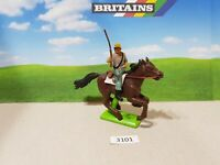 Britains ACW deetail Confederate cavalry trooper (lot 3101)