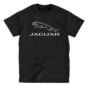 Jaguar Logo - Black T-Shirt