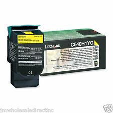 HY Toner Cartridge for Lexmark :C540 C540N C543 C543DN C544 Yellow C540H1YG
