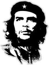 "Che Guevara Cuban Revolution Cuba Car Bumper Window Sticker Decal 4""X5"""