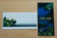 2010 Malaysia Insects Kelip-Kelip Firefly, Blank FDC