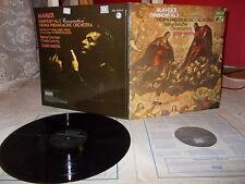 """MAHLER: Symphony n°2 """"Resurrection"""" > Cotrubas Ludwig Mehta / Decca UK ED1 exc"""