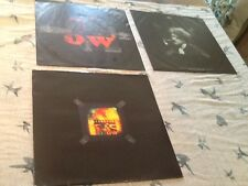 The Cure Ultra Rare DLP Show UK fixh25 sleeve VG+ vinyls EX