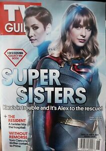 SUPER SISTERS- TV GUIDE - APRIL 26 & MAY 9, 2021 BRAND NEW