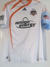 Houston Dynamo Away Player Spec 2006-2007 Football Shirt Size Large Adult /41296