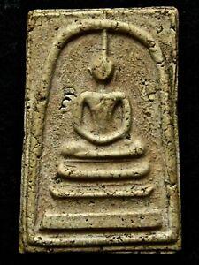 Phra Somdej LP Ton Wat Rakang Temple old buddha Thai Amulet