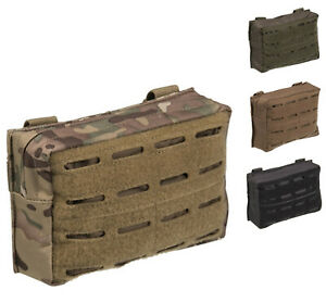 NEU US Tactical Modular MOLLE BELT POUCH SM Armee LASER CUT Munitiontasche KLEIN