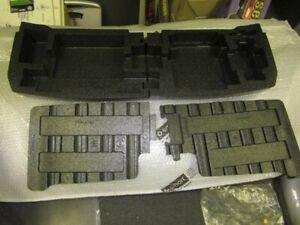 OEM Smart ForTwo Back Rear Trunk Panel Foam Organizer Insert Right & Left w Lids