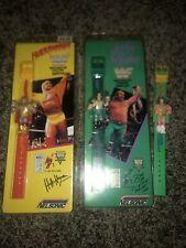 Hulk Hogan Watch 1991 WWF Nelsonic Ultimate Warrior Jake The Snake Lot Wrestling