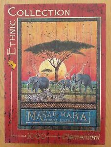 Clementoni Masai Mara 1000 Piece Jigsaw Puzzle