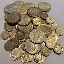 1 lb bag 1us pound 16oz silver coins NO JUNK! NO NICKELS! BEST PRICE ON EBAY !🔥