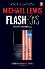 Flash Boys by Michael Lewis (Paperback, 2015)