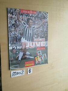 ALBUM PANINI Corriere.dello sport JUVE JUVENTUS Camp.1973-74 1974-75 (A7BIS 2-6)