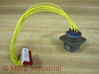Amphenol MS3102A2027S Receptacle MS3102A20-27S W/Connector