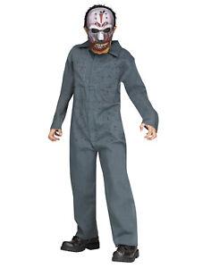 Fun World Masked Madman Child Michael Myers Costume Size Large 12-14