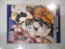 1990 NFL Pro Set Jim Jeffcoat Dallas Cowboys #80 Football Card
