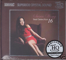 """Susan Wong Best Selection 16"" Japan UHQCD Audiophile CD Limited Numbered HQCD"
