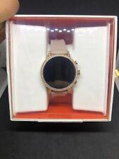 Fossil Women's Gen 4 Venture Stainless Steel Touchscreen Smartwatch FTW6015 #C8