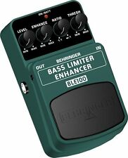 Behringer BLE100 Bass Limiter Enhancer *NEUF*