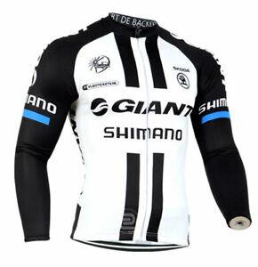2021 New Road Cycling Riding Winter Thermal Fleece long sleeve jersey Bib