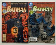 Batman #530 & #532 (DC 1996) VF condition issues.