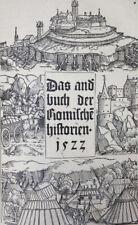 FRÜHER SCHÖFFER DRUCK MAINZ 1. VOLLSTÄNDIGE AUSGABE GESCHICHTE TITUS LIVIUS 1523