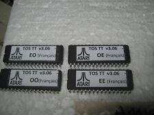 ATARI TT : TOS v3.06 FR-UK-D-E (All languages available)