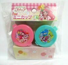 Bandai Sauce Case mini cup  Lunch Box Bento Precure   2pcs Made in JAPAN