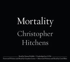 Mortality, , Hitchens, Christopher, New, 2012-09-04,