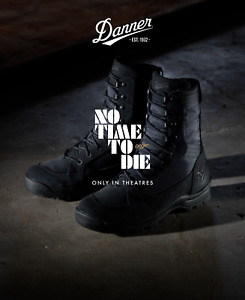 Danner 007 Tanicus Boot James Bond US Size 11.5 No Time To Die SOLD OUT