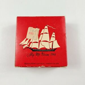 Vintage Old Spice Shaving Mug Refill Soap 3-3/4 oz New in Box NOS 3701 Shulton