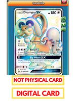 Volcarona GX FA FULL ART Pokemon TCG Online PTCGO FAST 213//236