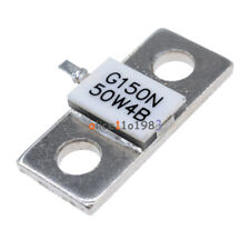 DC 3GHz 150N50F RF Termination Microwave Resistor Dummy Load RFP 150W 50Ω Copper