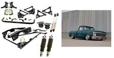 Ridetech Air Suspension Kit,Fits 1971-1972 Chevy C10 Truck,Pickup,Control Arms