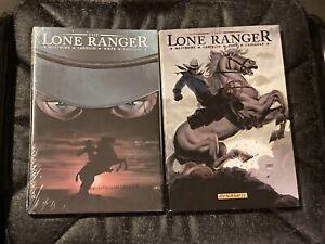 Lone Ranger Vol 1 Variant Sealed and Vol 2 - HC - Dynamite