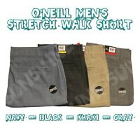 NEW O'NEILL Men's Stretch Walk Shorts - Item #813515 - Variety of Sizes & Color!