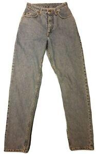 Lee Virginia J603 Women's Jeans W27/L29 Light Blue 100%Cotton