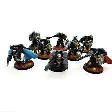 Warhammer 40K Space Marine Wolves Wolf Guard Terminators x 8