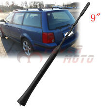 "9"" Car Roof Mast Whip Radio AM Aerial Antenna For VW Jetta Golf Bora 98-2004 FM"