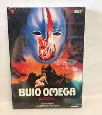 BUIO OMEGA - limited edition - dvd + blu ray - JOE D'AMATO