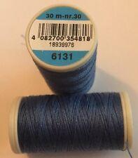 Coats duet fil à coudre 100% polyester cordonnet 30m - 6131