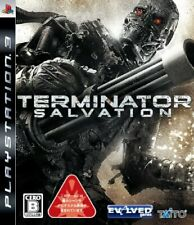 Usado PS3 PLAYSTATION 3 Terminator Salvation 09127 Importado de Japón