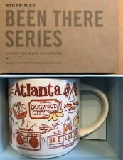 Starbucks Been There ATLANTA Georgia Across The Globe Collection 14oz Mug